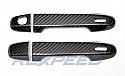 Rexpeed Dry Carbon Door Handle Cover Subaru BRZ / Scion FR-S 2013-15