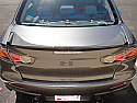 Rexpeed Type-C Trunk Spoiler Mitsubishi Evolution X 2008-14