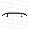 Seibon  MS-style DRY CARBON rear spoiler for 2009-2016 Nissan GTR