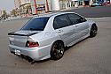 Rexpeed Type-C Carbon Fiber Trunk Spoiler Mitsubishi Evolution VIII & IX 2003-07