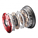 OS Giken Twin Disc Clutch w/ Softer Diaphragm Nissan 350Z (VQ35DE:NEO)