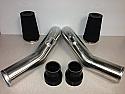 """Buschur Racing 3"""" Air Intake Pipe Set"""