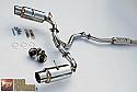 Invidia N1 Cat Back Exhaust Subaru BRZ / Scion FR-S