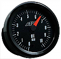 AEM Oil Pressure Gauge Analog Metric 0-10.2Bar 52mm