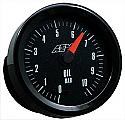 AEM Oil Pressure Gauge Analog Metric 0-10.2Bar 52mm