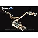 GReddy Supreme SP Exhaust -Sedan- Subaru STi 2011-14