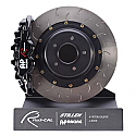 AP Racing Radi-CAL Rear 4-Piston Big Brake Kit Nissan 350Z 2003-08