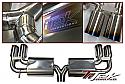 TiTek Titanium Exhaust Subaru STi 2008-14