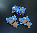 Endless SS-M Rear Brake Pads Infiniti 6MT Sports G37 2008-12