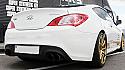 HKS Legamax Premium Exhaust Hyundai Genesis Coupe 2010-14