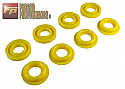 Whiteline Rear Crossmember - Mount Insert Bushing Subaru BRZ / Scion FR-S
