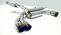 MXP Exhaust System Hyundai Genesis 2.0T 2010-14