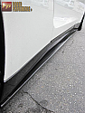TiTek Carbon Side Skirts (Gloss) Nissan GT-R 2009-13