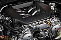 Zele Dry Carbon Fiber Engine Cover Nissan GT-R 2009-17