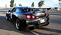 Aeromotions R. Static Wing Nissan GT-R 2009-17