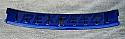 Rexpeed Vortex Generators-Electric Blue Mitsubishi Evolution VIII & IX 2003-07