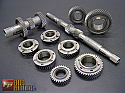 PPG Full Heavy Duty Helical Synchro Gear Set Nissan GT-R 2009-17
