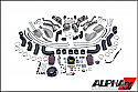 AMS Alpha 16 Turbo Kit R35 GT-R 2009-15