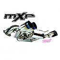 MXP Cat-Back Exhaust System Subaru WRX & STi 2008-14