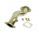MXP Downpipe Mitsubishi Evolution X 2008-14