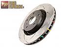 DBA 4000 Series T-Slot Front Rotors Subaru BRZ / Scion FR-S