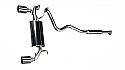 HKS Spec-L Legamax Premium Exhaust w/ Center Pipe Subaru BRZ / Scion FR-S 2013-16