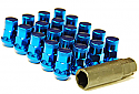 Muteki SR35 Close Ended Lug Nuts - Blue -