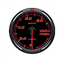 Defi Red Racer Pressure Gauge Metric 52mm 1000 kPa