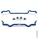 Cobb Tuning Front & Rear Anti-Sway Bar Kit Mitsubishi Evolution X 2008-14