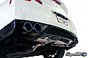 GReddy 94mm Supreme Titanium Exhaust Nissan GT-R 2009-17