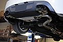 MXP Cat-Back Exhaust System Hyundai Genesis V6 Coupe 2010-13