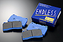 Endless S55G Rear Brake Pads Mitsubishi Evolution VIII & IX 2003-07