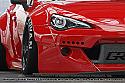 GReddy Rocket Bunny 86 Aero, Ver.2 - Front Fenders - ONLY - Subaru BRZ / Scion FR-S 2013-15
