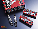 HKS M-Series Super Fire Racing Spark Plugs Heat Range 8 Nissan GT-R 2009-17