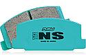 Project Mu Brake Pads NS -Rear- Infiniti G35 2003-08