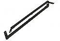 Steeda Ultra Light and Low Jacking Rails Ford Focus RS 2016 - 2017