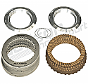 Dodson Clubman 5 Plate Clutch Kit Up to 500 FT/LBS Mitsubishi Evolution X 2008-14