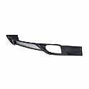 Seibon OEM-style carbon fiber rear under spoiler for 2009-2010 Nissan GTR