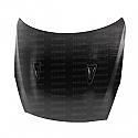 Seibon OEM-style carbon fiber hood for 2009-2016 Nissan GTR