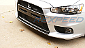 Rexpeed Type-F Carbon Splitter Mitsubishi Evolution X 2008-14