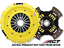 ACT HD/Race Sprung 4 Pad Subaru BRZ / Scion FR-S 2013-14