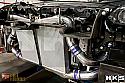 HKS Intercooler Kit Including Carbon Air Duct Nissan GT-R 2009-17
