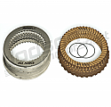 Dodson Super Stock 5 Plate Clutch Kit Up to 450 FT/LBS Mitsubishi Evolution X 2008-14