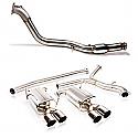 COBB Tuning Turboback Exhaust - Sedan - Subaru WRX & STi 2011-14
