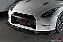 Vertex Carbon Fiber Front Diffuser Nissan GT-R 2012-16