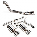 "Cobb Tuning SS 3"" Turboback Exhaust Subaru STi 2015"