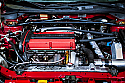 Full-Race Top Mount IWG EFR Twin Scroll Turbo Kit Mitsubishi Evolution IV-IX 1996-07