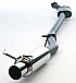 HKS Hi-Power Exhaust Mitsubishi Evolution VIII 2005-06