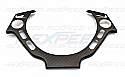 Rexspeed Dry Carbon Steering Wheel Cover Nissan GT-R 2008-16