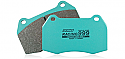 Project Mu Brake Pads 999 -Rear- Sport Pkg. Nissan 370Z 2009-15
